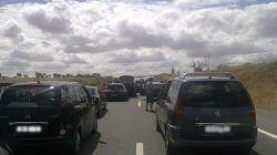 Trânsito normalizado