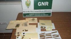 GNR deteve duas pessoas