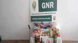 GNR deteve suspeita