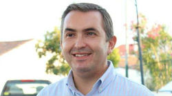 Nuno Pancada candidato