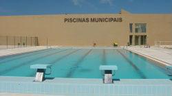 Balneários das piscinas de