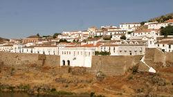 Vila de Mértola recebe