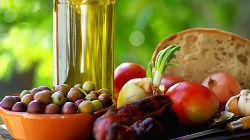 Dieta mediterrânica já