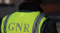 Jovem detido pela GNR durante