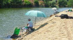 Nova pista de pesca