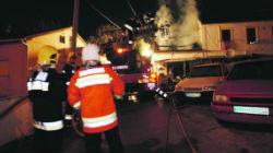 Incêndio em Évora deixa