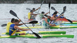 Campeonato de canoagem