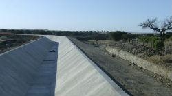 EDIA inaugura barragem e