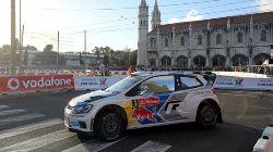 Rally de Portugal no Baixo