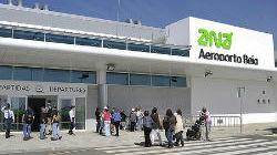 Aeroporto de Beja assinala