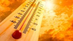 Calor coloca distrito de Beja