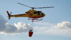 Ourique recebe helicóptero