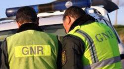 GNR deteve cinco suspeitos de