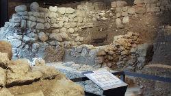 Cripta Arqueológica do castelo de