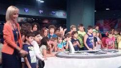 Crianças do ATL em Ourique