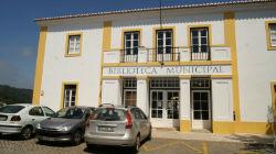 Biblioteca de Odemira com