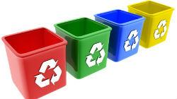 Campanha de reciclagem