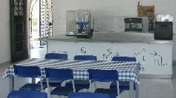 Novo refeitório comunitário de