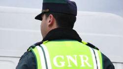 GNR deteve suspeito de