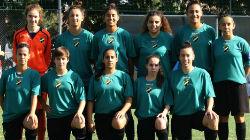 Equipa feminina do Castrense
