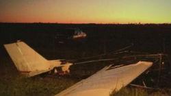 Queda de avioneta em Beja