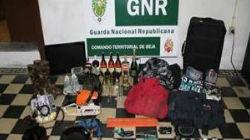 GNR identifica oito romenos