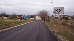 Obras concluídas na estrada