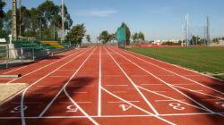 Concentração de atletismo
