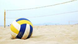 Selecções de voleibol de praia