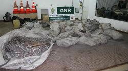 GNR recupera cobre roubado