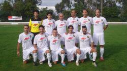 Líder FC Castrense com deslocação