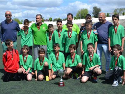 Infantis do FC Castrense