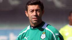 Pedro Caixinha na luta