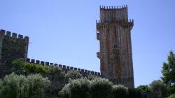 Reabilitação da torre do castelo