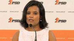Candidata do PSD/ CDS em