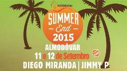 """""""Summer End"""" fecha"""