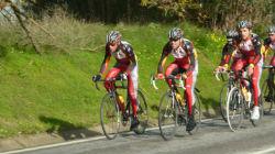Ciclistas da CB Almodôvar