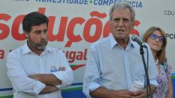 Jerónimo faz campanha