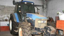 Tractor roubado em 2012