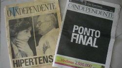 Jornalista de Castro lança