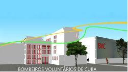 Bombeiros de Cuba