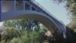 Obras na ponte da ribeira