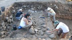 Escavações em Agosto