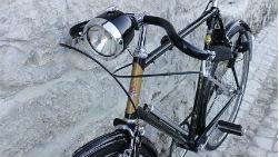 Encontro de bicicletas