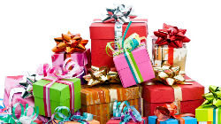 Natal com muitas
