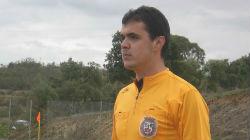 André Baltazar no quadro
