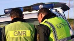Cinco detidos pela GNR