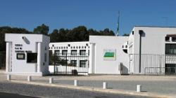 Escola de Santiago Maior (Beja) fechada a cadeado