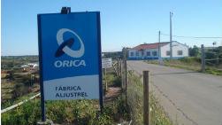Trabalhadores da Orica em greve nos fins-de-semana