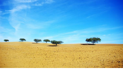Poeiras de África
